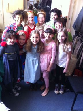 Kid's cast, Matilda The Musical