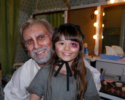 Little Cosette, Les Miserables