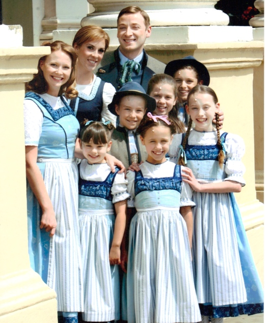 Sound of Music Cast 1, July'11