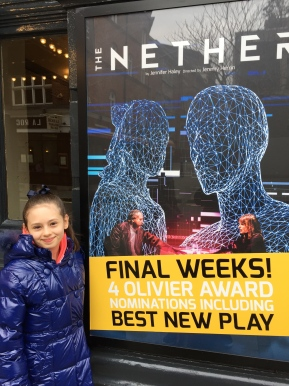 Final weeks of the Nether... so proud of the four Olivier Nominations!